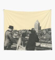Views Across Vancouver Wall Tapestry