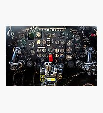AVRO Vulcan Office Photographic Print