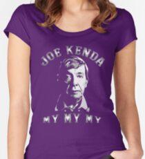 lieutenant kenda Women's Fitted Scoop T-Shirt