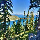 Emerald Bay, South Lake Tahoe by Robin Black