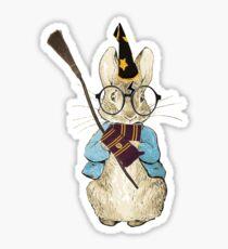 Potter Bunny Sticker