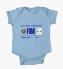 Paul the Alien's FBI ID Kids Clothes