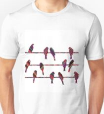Bird is the Word Unisex T-Shirt