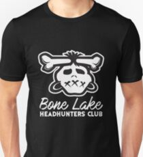Bone Lake Headhunters Club T-Shirt