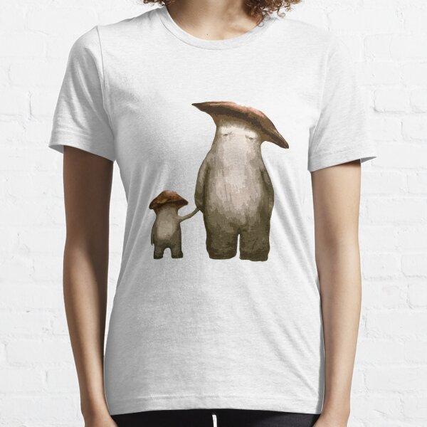 Mushroom People Essential T-Shirt