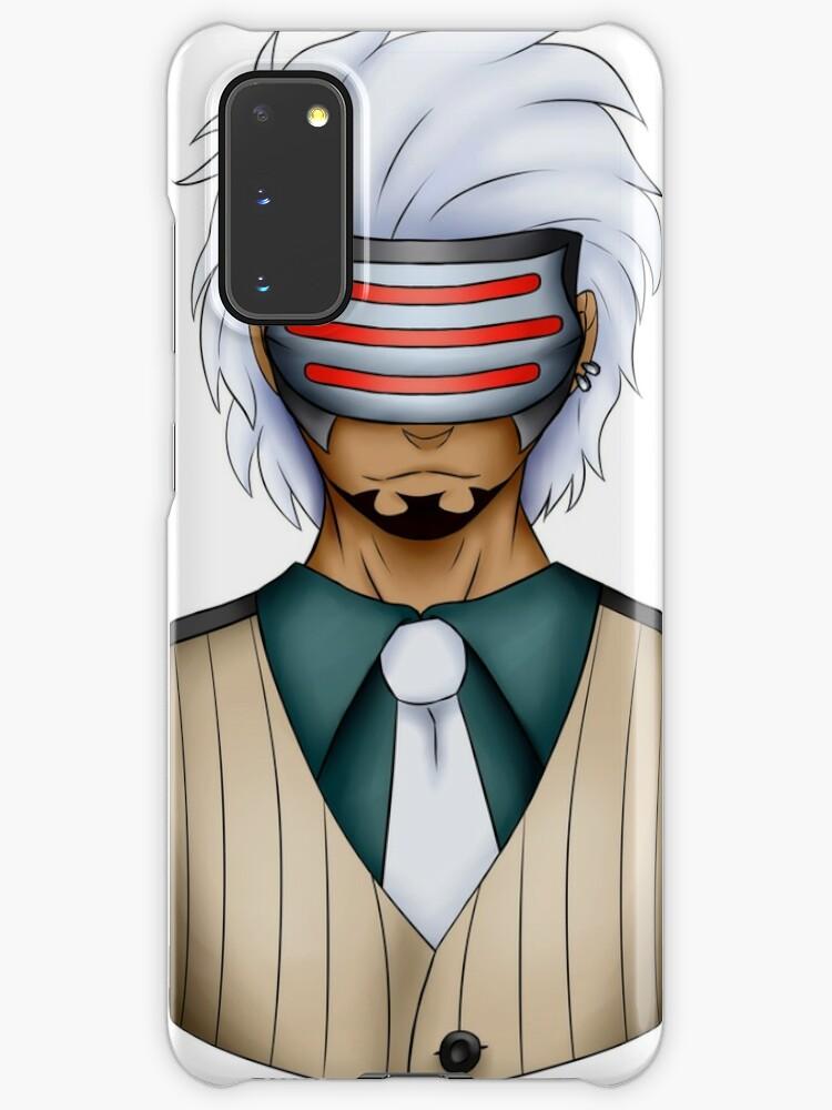 Prosecutor Godot Ace Attorney Case Skin For Samsung Galaxy By