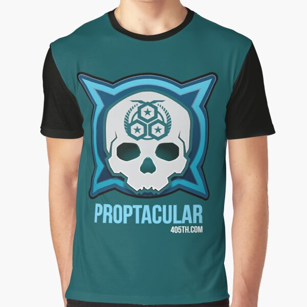 405th Proptacular Medal Graphic T-Shirt