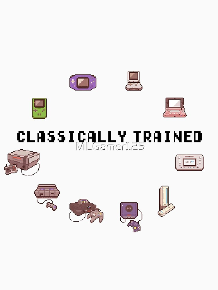 Classically Trained by MLGamer125