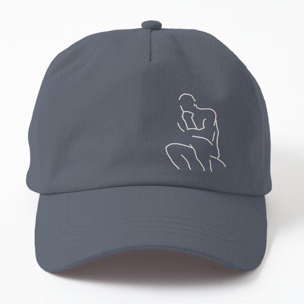 The Thinker Minimal Dad Hat