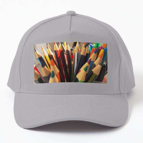 color me happy  Baseball Cap