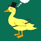 Classy as duck by stegopawrus