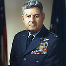 General Curtis LeMay, USAF by Bomark2076WY