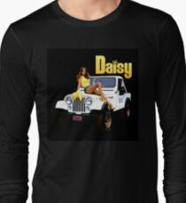 Daisy Duke and Dixie - The Dukes of Hazzard Long Sleeve T-Shirt