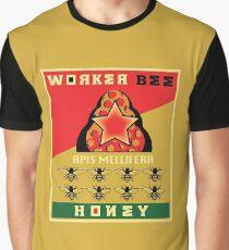 Worker Bee / Apis Mellifera / Honey Graphic T-Shirt