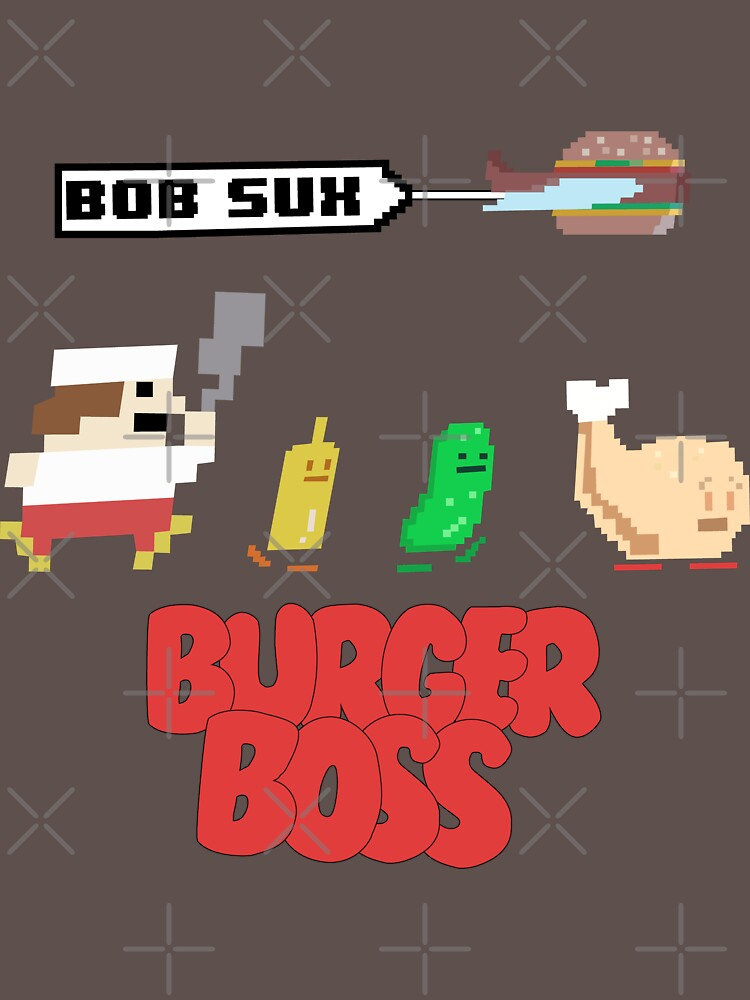 Burger Boss | Unisex T-Shirt