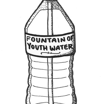 Fountain of Youth Water by nichole930