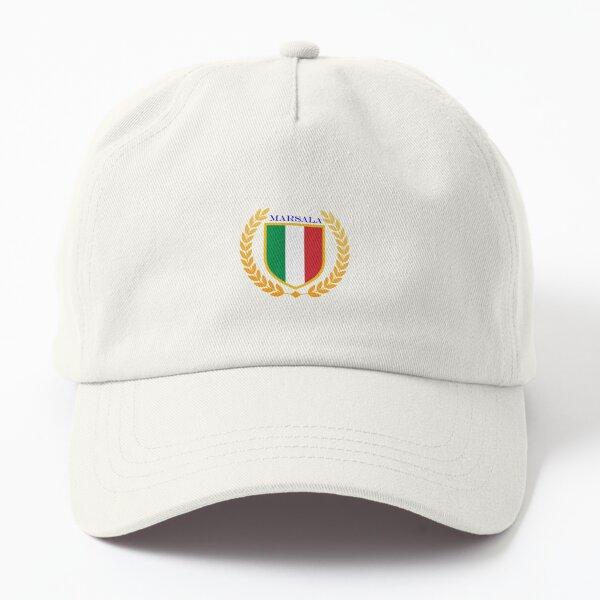 Marsala Italy Dad Hat