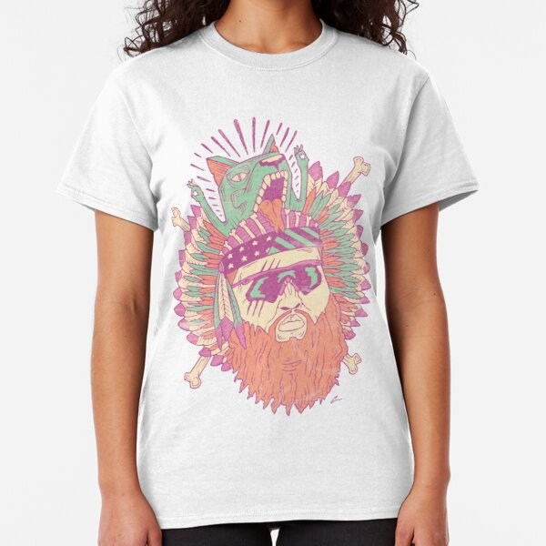 Native American Indian Peace Pipes Graphic T-shirts Tee