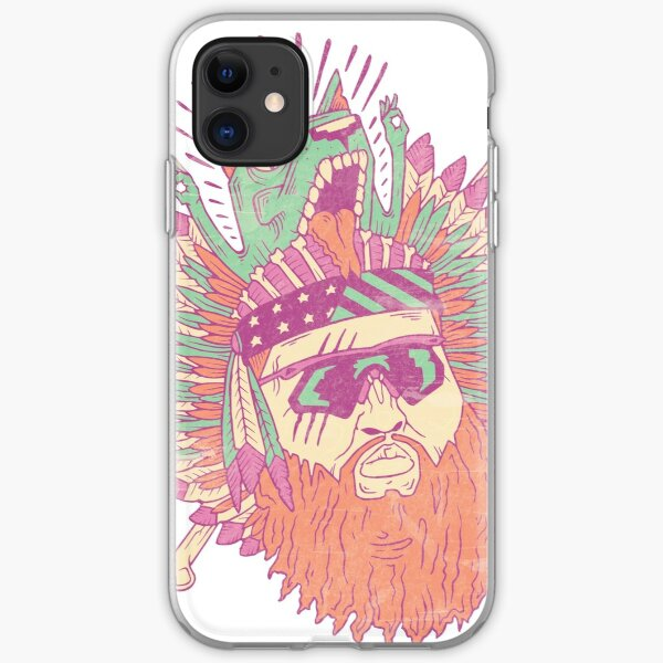 All American Bronson iPhone Soft Case