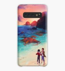 Varadero Beach Klance Case/Skin for Samsung Galaxy