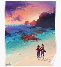 Varadero Beach Klance Poster