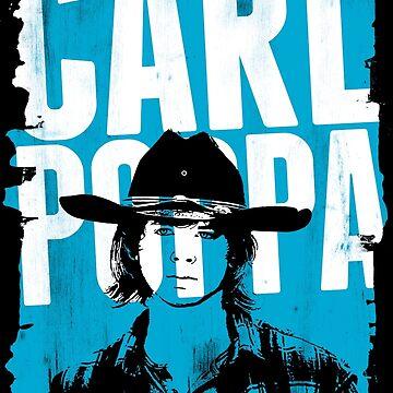 Carl Poppa by BennettX