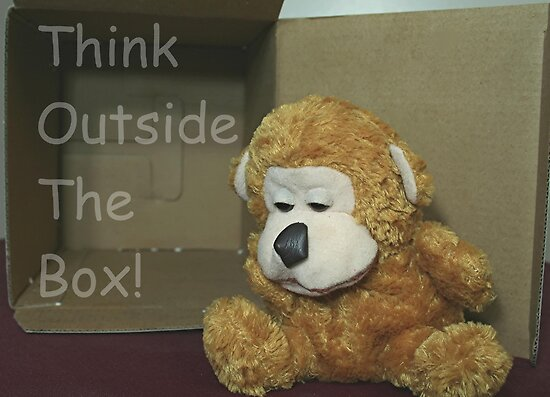 Think Outside The Box! by Stephen Thomas