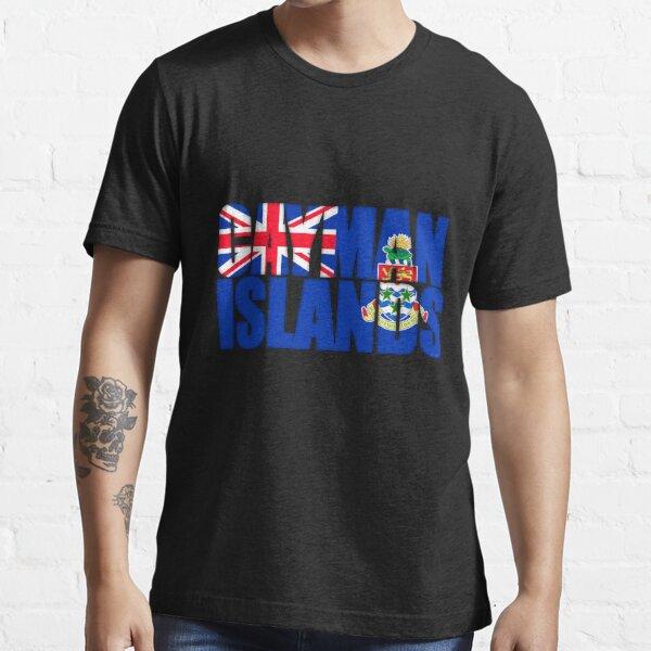 Cayman Islands Flag Essential T-Shirt