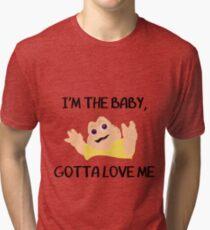 Camiseta de tejido mixto Baby Sinclair
