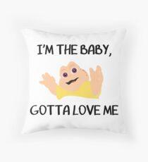 Baby Sinclair Throw Pillow