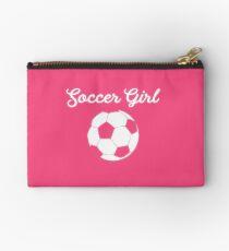 Soccer Girl Studio Pouch