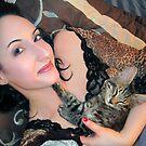 Kitty Cuddles - SP w/Mikino by Jaeda DeWalt