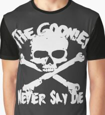The Goonies Never Say Die Graphic T-Shirt