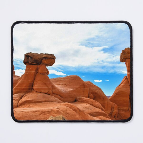 Toadstools Mouse Pad