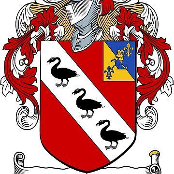 Clarke (Knighted by Sir William) by HaroldHeraldry