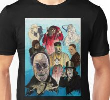 Man of a Thousand Faces Unisex T-Shirt