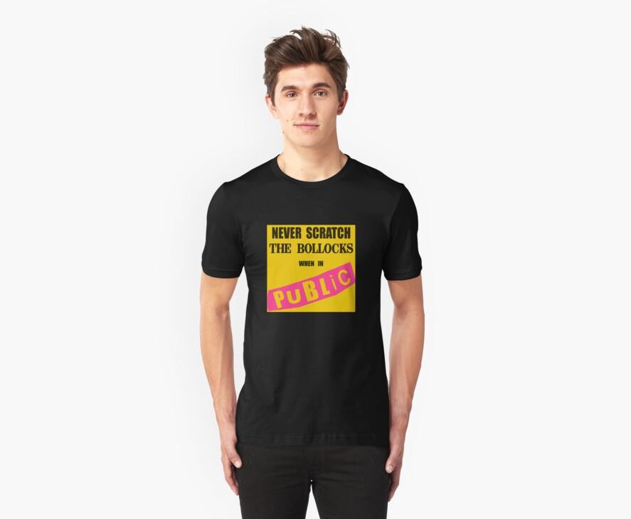 Polite Punk Wear by Brother Adam