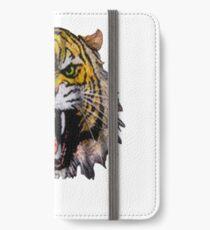 Tekken - Heihachi Tiger iPhone Wallet/Case/Skin