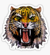 Tekken - Heihachi Tiger Sticker