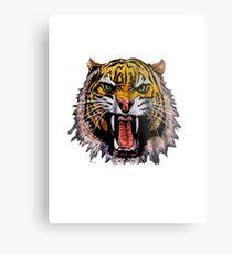 Tekken - Heihachi Tiger Metal Print