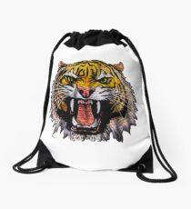 Tekken - Heihachi Tiger Drawstring Bag