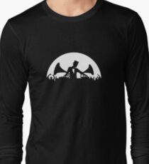 Let's Party Like It's... 1923! Full Moon Long Sleeve T-Shirt