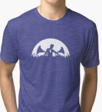 Let's Party Like It's... 1923! Full Moon Tri-blend T-Shirt