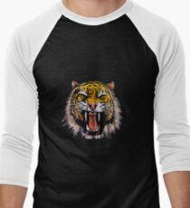 Tekken - Heihachi Tiger Men's Baseball ¾ T-Shirt