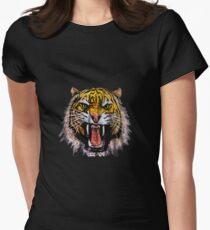 Tekken - Heihachi Tiger Women's Fitted T-Shirt