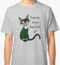 Aaron  Purr  Classic T-Shirt