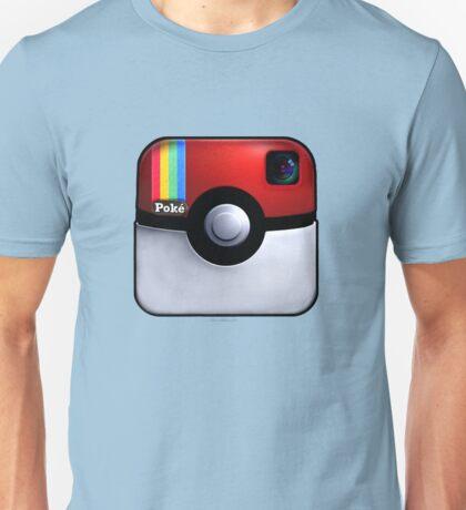 Pokegram - An Instagram & Pokemon Mash App T-Shirt