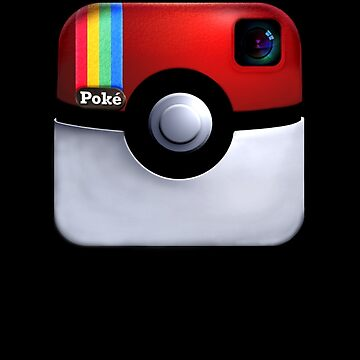 Pokegram - An Instagram & Pokemon Mash App by atartist