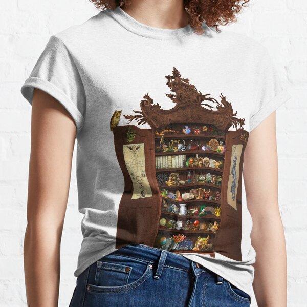 A Curious Curiosity Cabinet Classic T-Shirt