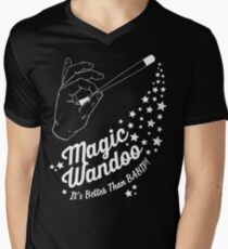 Magic Wandoo (Dark Version) Men's V-Neck T-Shirt